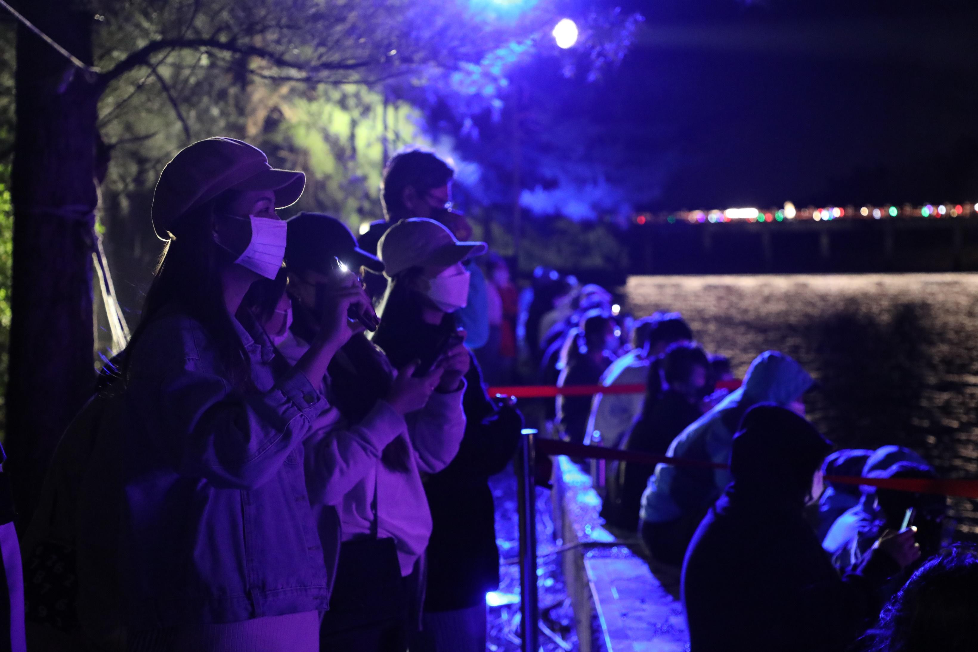 「今晚我想來點音樂」湖光月色水上音樂會於後湖溪浪漫登場